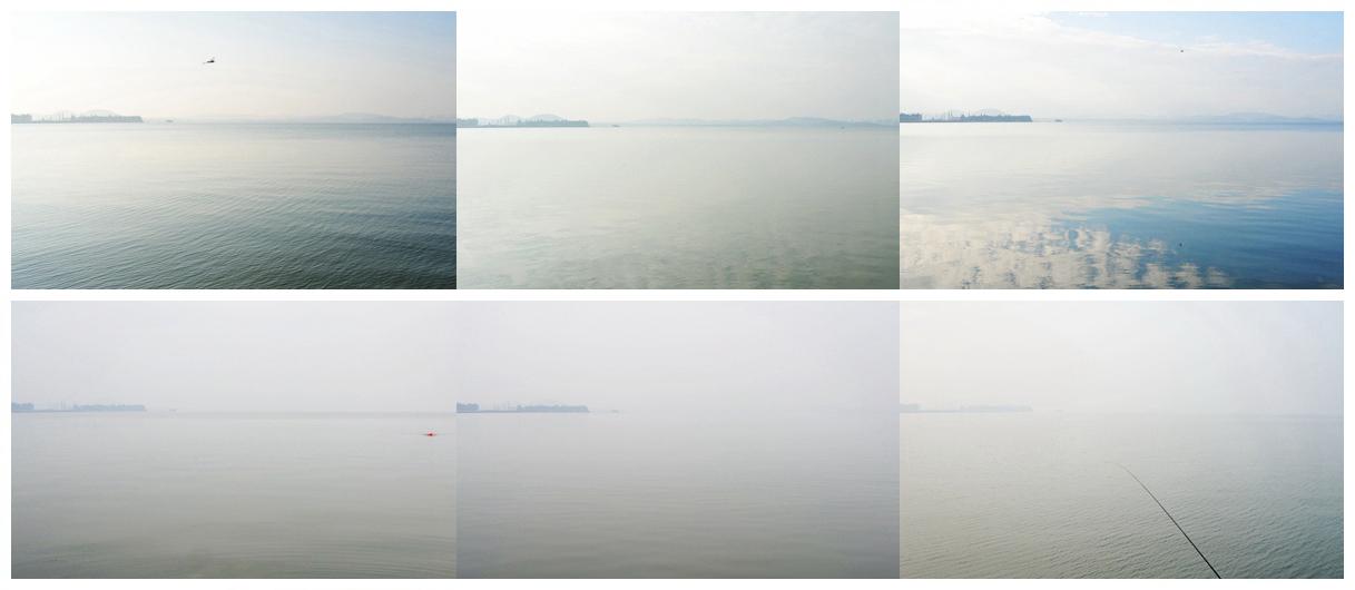 东湖每天不一样