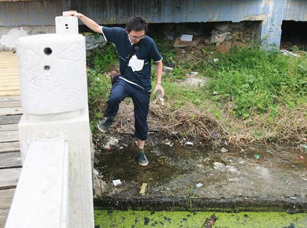 2下湖取水